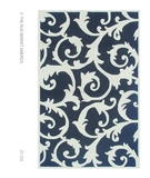 RugStudio presents The Rug Market America Resort Curacao Black 25348 Black/ivory Hand-Hooked Area Rug